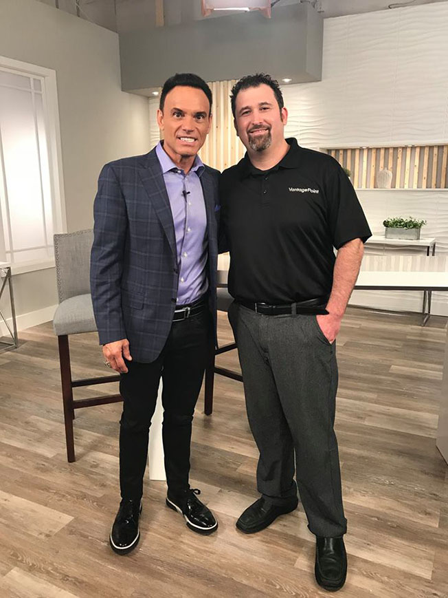 Lane with Kevin Harrington