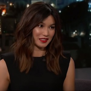 Gemma Chan Is The Stunning Embodiment Of Class And Grace In Her Stint At Jimmy Kimmel Live