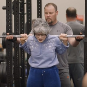 Watch This Powerlifting Grandma Shock Every Weight Lifter At The Gym