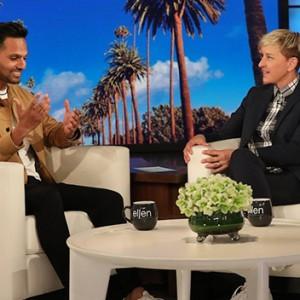 Ellen Finally Got To Meet Motivational Speaker Jay Shetty And Consider Us Enlightened