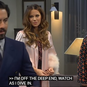Watch This Hilarious Bruno Mars Soap Opera With Kate Beckinsale & Milo Ventimiglia