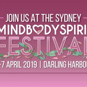 Featured Event Of The Week: Sydney MindBodySpirit Festival