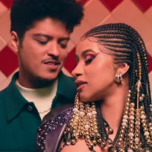 Cardi B and Bruno Mars Just Reunited For A Raunchy '90s Throwback