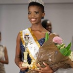 It's Official: Catherine Madziva Has Just Been Crowned Miss Sahara 2019!