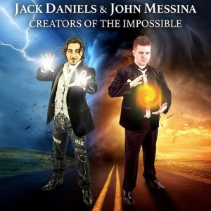 Featured Event Of The Week: Jack Daniels & John Messina – Creators of the Impossible