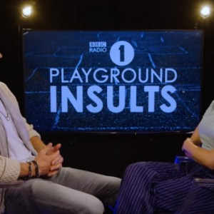 Watch Chris Hemsworth And Scarlett Johansson Hilariously Try To Insult Each Other