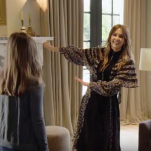 Let's Take A Sneak Peek Inside Jessica Alba's $10M Los Angeles Mansion