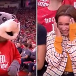 Game of Thrones Star Emilia Clarke Just Got Embarrassed At The NBA Playoffs
