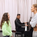 Watch Jennifer Lopez's Daughter Serenade Her With An Epic Rendition Of Alicia Keys' Song