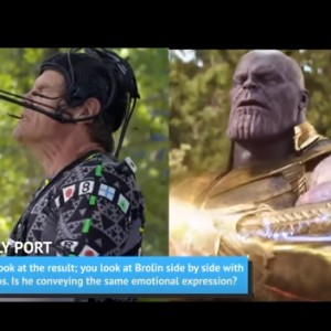 Here's A Sneak Peek Into How They Transformed Josh Brolin Into The Terrifying Thanos