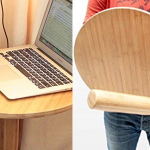 Amazon Is Selling A Nightstand That Can Transform Into A Bat And Shield. Yes, You Red Right!