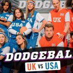 Michelle Obama Just Hit Harry Styles in the Crotch With a Dodgeball. Yes, You Read Right!