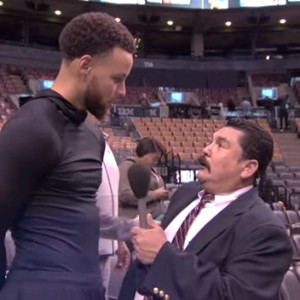 "Guillermo of ""Jimmy Kimmel Live Went To The NBA Media Day And Took Shots At Lebron"