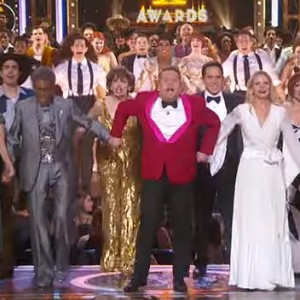 James Corden's Epic 2019 Tony Awards Opening Number Was Absolutely Awesome