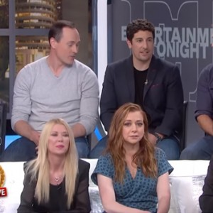 American Pie Reunion: Watch The Cast Reveal Exclusive Set Secrets