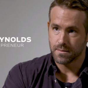 Watch 'Deadpool' Star Ryan Reynolds Discuss His Side Hustle As An Entrepreneur