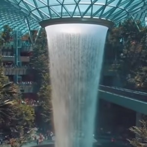 Here's An Inside Look At Singapore Changi Airport's New $1.3 Billion Lifestyle Hub