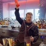 James Corden Decide To Become An Employee Of Virgin For A Day. Moments Later… LOL