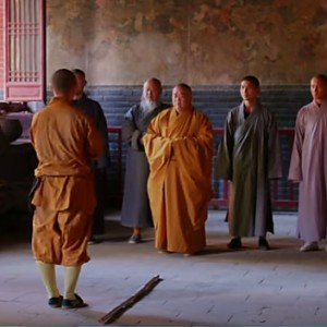 Here's The Extraordinary Final Test If You Want To Become A Shaolin Master
