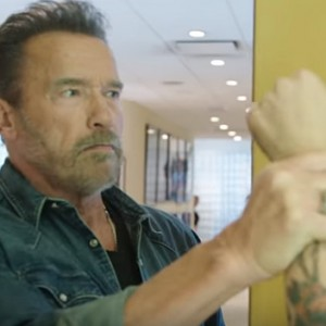 Arnold Schwarzenegger Just Showed His Gym & Fridge And… DAMN