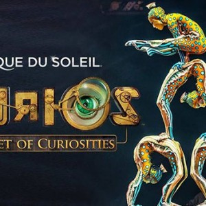 Featured Event Of The Week: Cirque du Soleil – Kurios | Sydney