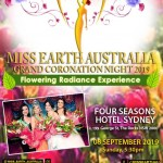 Featured Event Of The Week: Miss Earth Australia 2019 Coronation Night