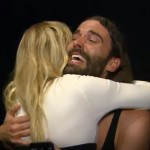 Watch Sophie Turner And Jonathan Van Ness FREAK OUT Over Meeting Each Other