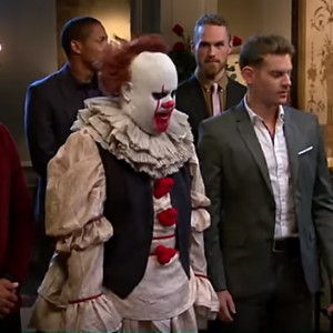 Pennywise Just Went From 'It: Chapter Two' To A Contestant On 'The Bachelorette'