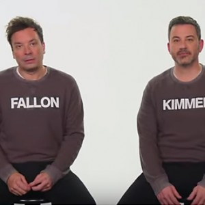 Jimmy Kimmel And Jimmy Fallon Finally Clear Up Who Is Who