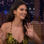 Kendall Jenner Confesses She Can't Handle Brad Pitt's Hotness