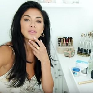 Here's A Sneak Peek Inside Nicole Scherzinger's Plush Bathroom