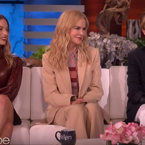 Ellen Tried To Get Nicole Kidman To Choose Men For Charlize Theron. Moments Later… OMG