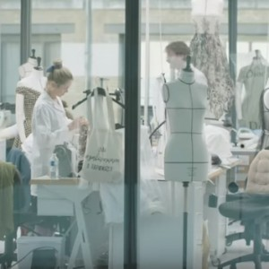 Here's A Sneak Peek Into How a Dior Dress Is Actually Made