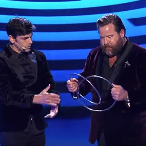 This Man's Mystifying Performance Is Guaranteed To Leave You In Stitches