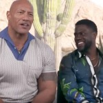 Watch Kevin Hart Joke Around With Dwayne Johnson In His First Interview Since His Accident