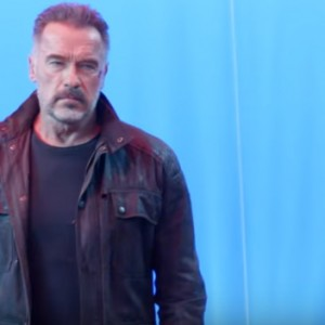 Here's A Behind The Scenes Look At Terminator 6: Dark Fate