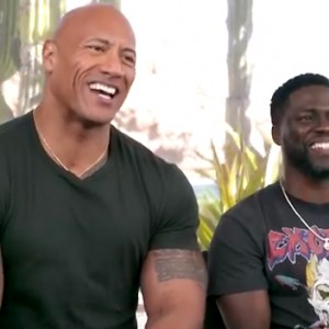 Watch The Rock & Kevin Hart Guess The Aussie Slang