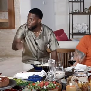 Watch Kevin Hart Ruin Thanksgiving With The Rest Of The Jumanji Cast