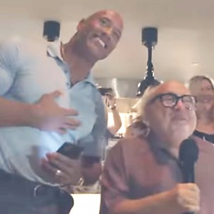 The Rock And Danny DeVito Just Crashed A Wedding. The Result Was EPIC