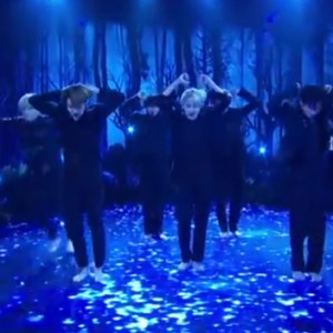 """BTS' """"Black Swan"""" Performance Turned the """"The Late Late Show"""" Into a Night Of Wonders"""