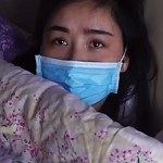 This Touching Video Shows A Loving Husband Caring For His Coronavirus-Infected Wife