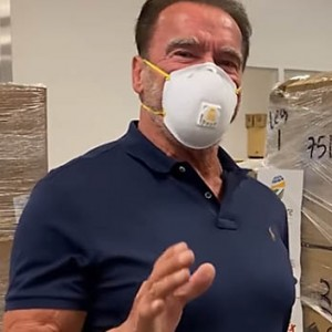 Arnold Schwarzenegger Donates $1M In Masks And Protective Gears To Help Fight Coronavirus