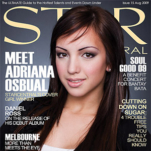 Issue #15 featuring Adriana Osbual
