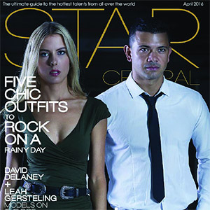StarCentral Magazine October 2018 Issue Featuring Madison, Jess And Brooke