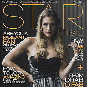 August 2016 Issue Featuring Kelly Maguire