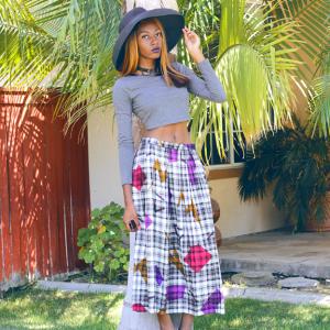Fashionista Of The Month For November 2014: Banke Balogun