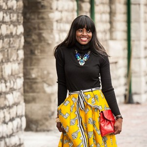 Fashionista Of The Month For December 2014: Busola Coutts