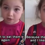 This 5-Yr-Old Girl Refuses To Eat Meat After She Found Out Meat Comes From Animals