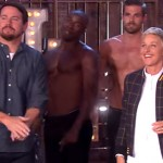 """The """"Magic Mike"""" Shirtless Dancers Just Performed At """"The Ellen Show"""". Ladies, You Gotta See This!"""