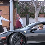 These Restaurants Refused This Man Because He Initially Looked Homeless… So He Came Back In A Ferrari!